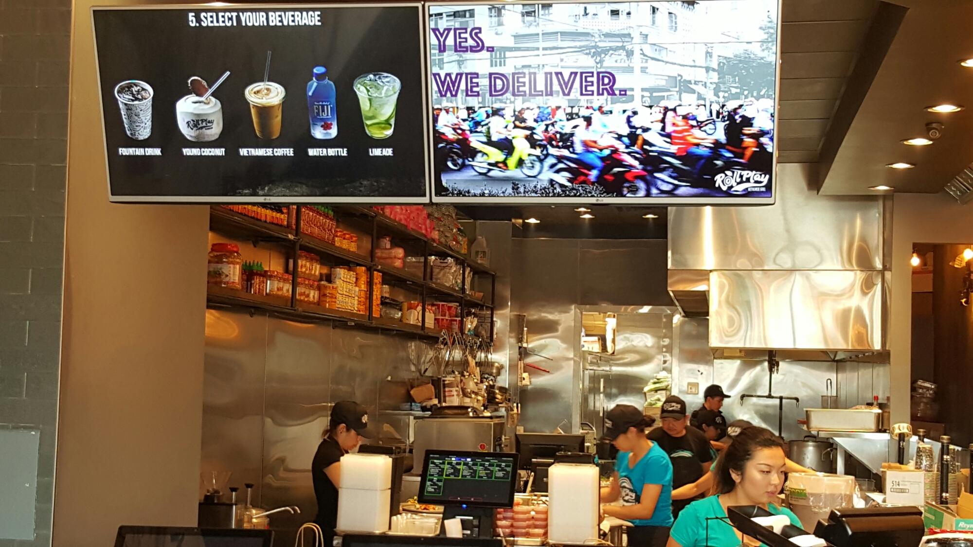 Fast Food Tysons Corner